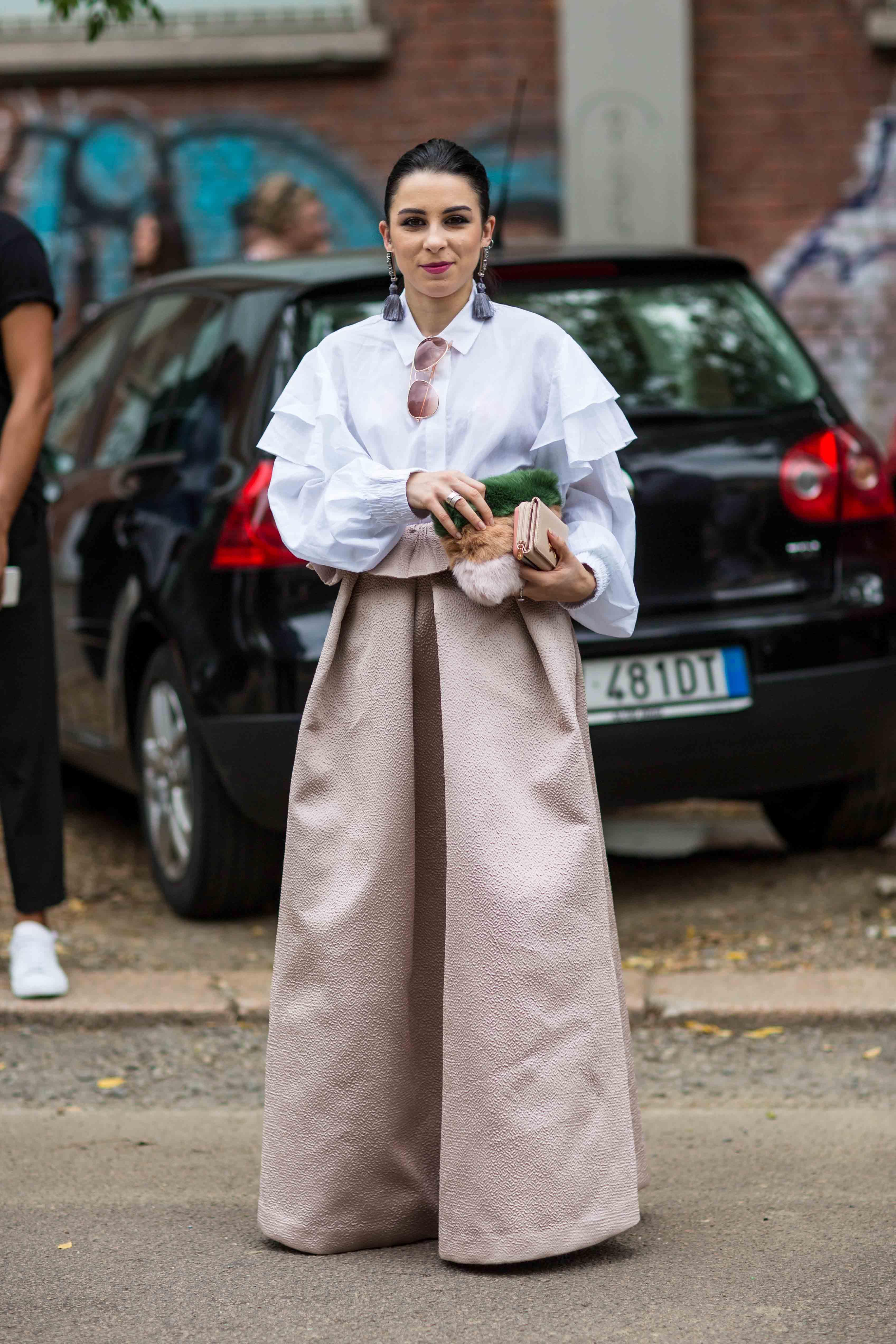 MILANO FASHION WEEK OUTFIT